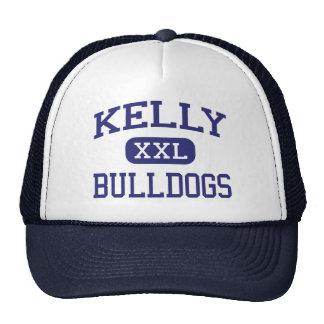 Kelly - Bulldogs - Catholic - Beaumont Texas Trucker Hat