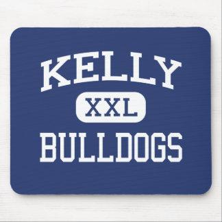 Kelly - Bulldogs - Catholic - Beaumont Texas Mouse Pad