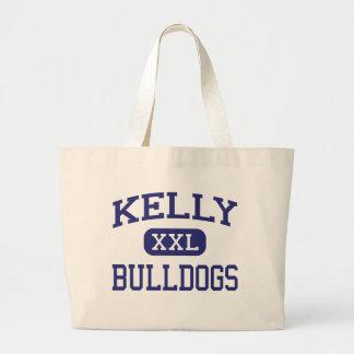 Kelly - Bulldogs - High School - Beaumont Texas Jumbo Tote Bag