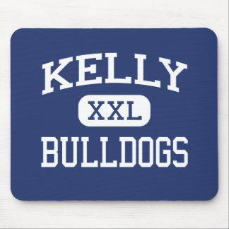 Kelly - Bulldogs - High School - Beaumont Texas Mouse Pad