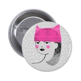 Kelly Castor button