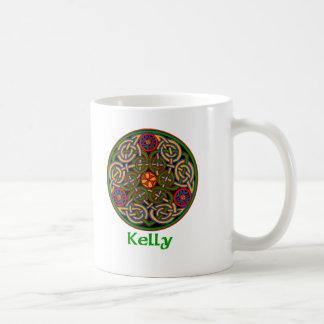 Kelly Celtic Knot Coffee Mug