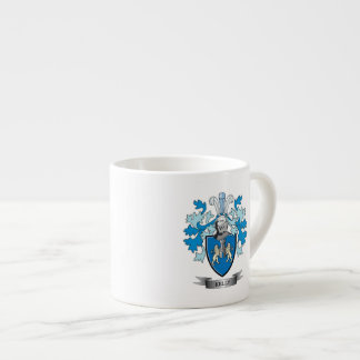 Kelly Coat of Arms Espresso Cup