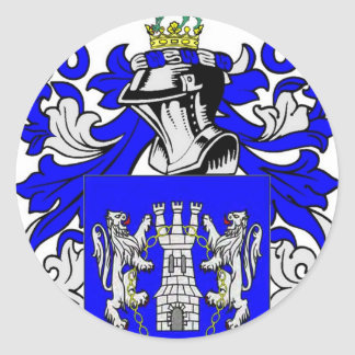 Kelly Coat of Arms Sticker