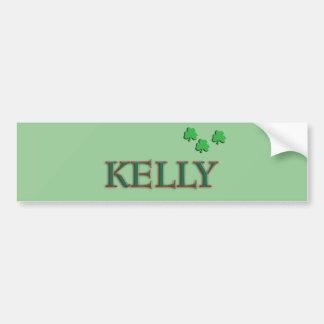 Kelly Family Bumper Sticker