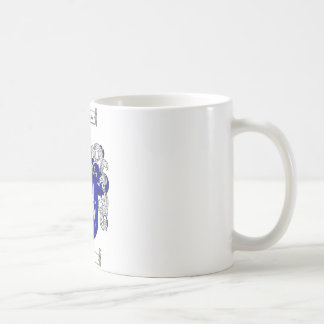 KELLY FAMILY CREST -  KELLY COAT OF ARMS COFFEE MUG