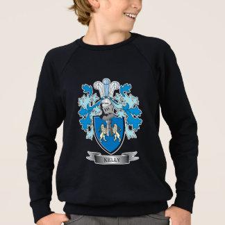 Kelly Family Crest Sweatshirt