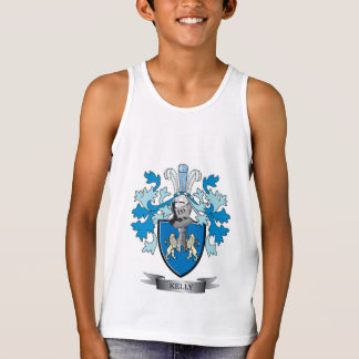 Kelly Family Crest Tank Top