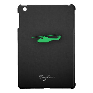 Kelly Green Helicopter Cover For The iPad Mini