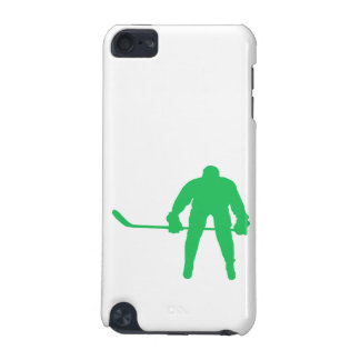 Kelly Green Ice Hockey iPod Touch (5th Generation) Cover