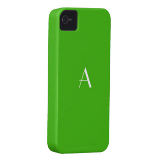 Kelly Green iPhone4 Barely There Case