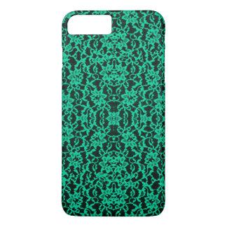 Kelly Green Irish Lace iPhone 7 Case