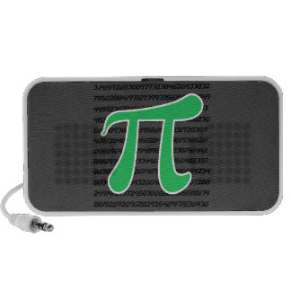 Kelly Green Pi iPhone Speakers
