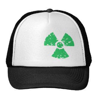 Kelly Green Toxic Waste Trucker Hat