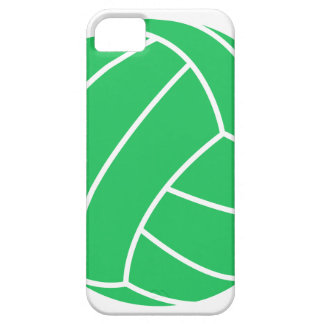 Kelly Green Volleyball iPhone 5 Cases