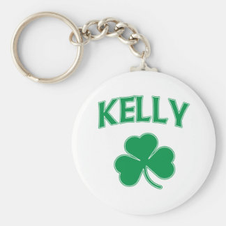 Kelly Irish Keychain