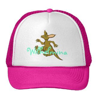 Kelly Kangaroo Mesh Hats