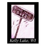 Kelly Lake - Town of Spruce Postcard