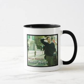 "Kelly Pettit's CD ""THESE DAYS"" Album design Mug"