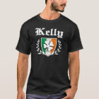Kelly Shamrock Crest T-Shirt