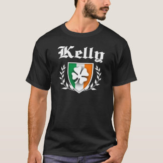 Kelly Shamrock Crest T-Shirt