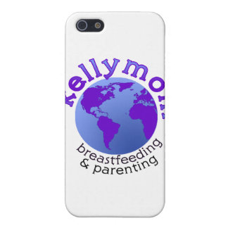 KellyMom iPhone 5 Cases