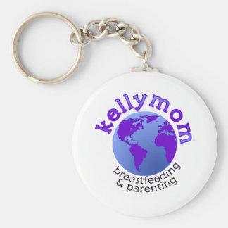 KellyMom Keychain