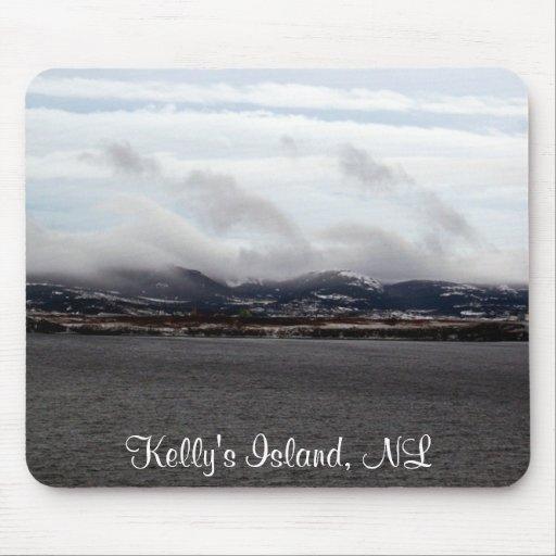 Kelly's Island, NL Mousepad