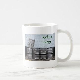 Kelly's Kegs Irish Coffee Mug