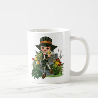 Kelly's Offering St. Patrick's Design Coffee Mug