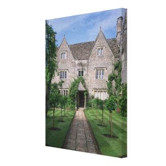 Kelmscott Manor (photo) Canvas Print