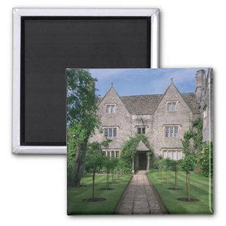 Kelmscott Manor (photo) Magnet