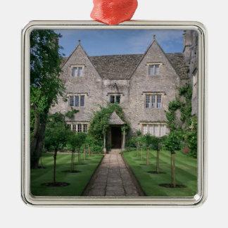 Kelmscott Manor (photo) Christmas Ornaments