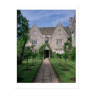 Kelmscott Manor (photo) Postcard