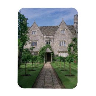 Kelmscott Manor (photo) Vinyl Magnets