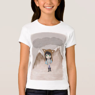 Kelo in the Snow T-Shirt