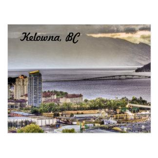 Kelowna, A.C. postal