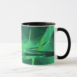 Kelp Garden Fractal Mug