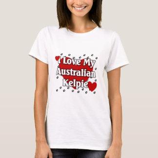 Kelpie australiano playera