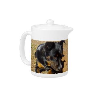 Kelpie_Farm_Life,_ Teapot