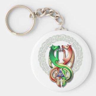 Kelpie frame key chain