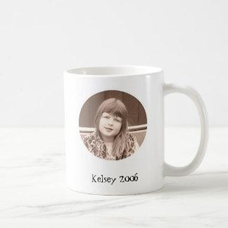 Kelsey 2006 taza de café