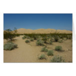Kelso Dunes at Mojave National Park Card