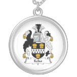 Kelso Family Crest Custom Jewelry