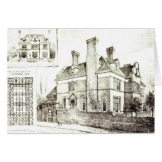Kelston, St. John's Avenue Card