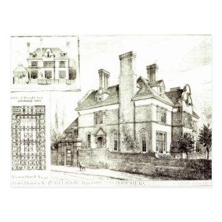Kelston, St. John's Avenue Postcard
