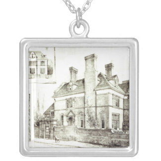 Kelston, St. John's Avenue Silver Plated Necklace