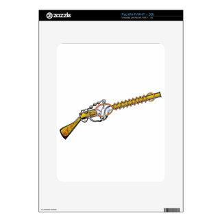 Kelvin Rifle iPad Skin