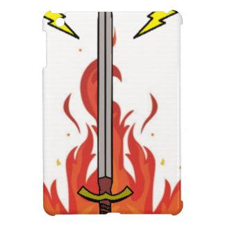 Kelvin Sword Logo iPad Mini Cases
