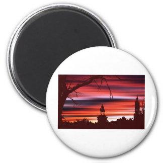 Kelvingrove 2 Inch Round Magnet